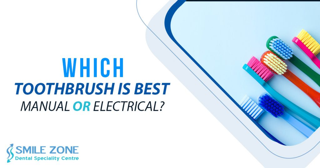 Which ToothBrush Is Best Manual or Electrical