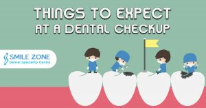 things to expect at a dental checkup