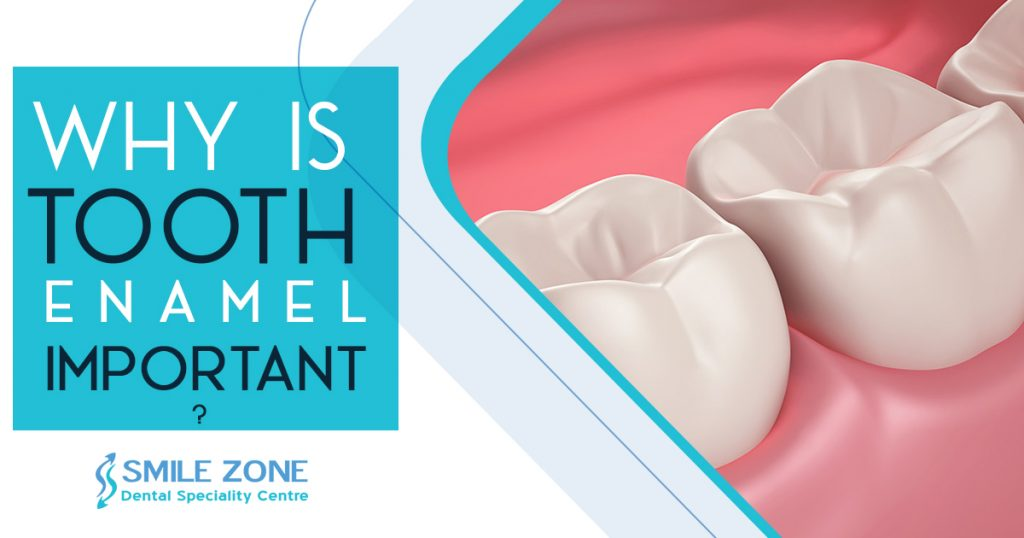 Why is tooth Enamel Important