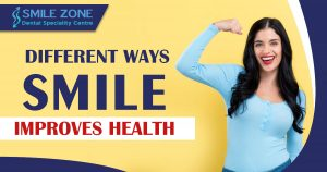 Different Ways Smile Improves Health