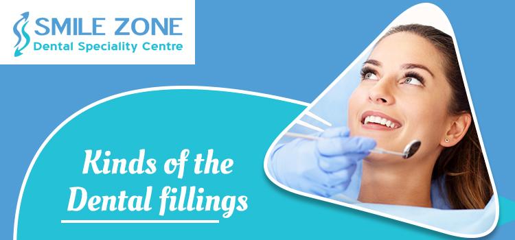 Kinds of the dental fillings